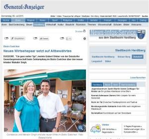 Artikel General-Anzeiger Bonn