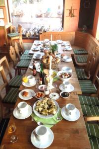 Frühstücken oder Brunch im Bistro Eselchen in Bonn Duisdorf
