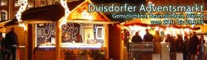 Duisdorfer Adventsmarkt 2015