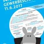 Programm Gewerbeschau 2017