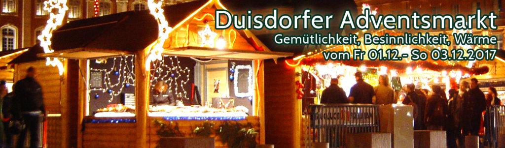 Adventsmarkt Bonn Duisdorf 2017