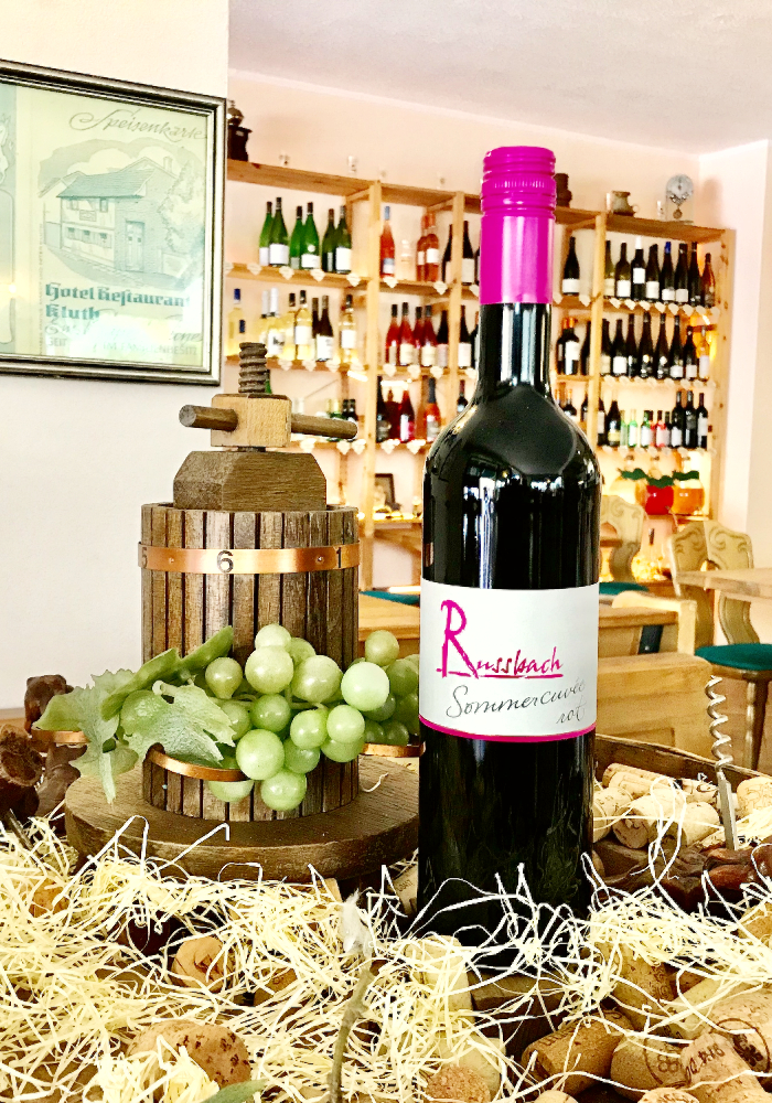 Russbach Sommercuvee Weinhandel Bonn